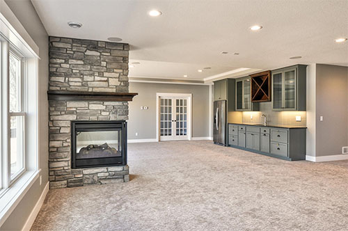 basement-fireplace